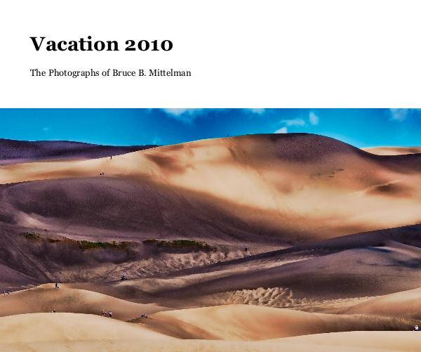 Click to preview Vacation 2010 photo book