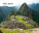 Peru 2014 - Travel photo book