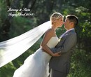 Jeremy & Sara August 2nd 2014 - Wedding photo book