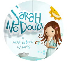 Children's books - Sarah no doubt