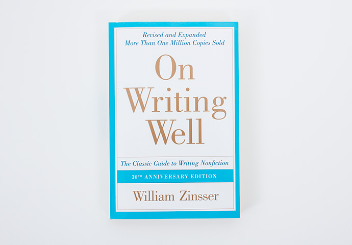 On Writing Well - Best Book on Writing