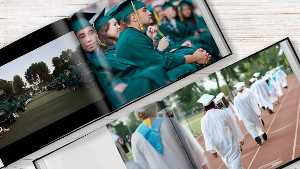 Graduation Photo Book Hero